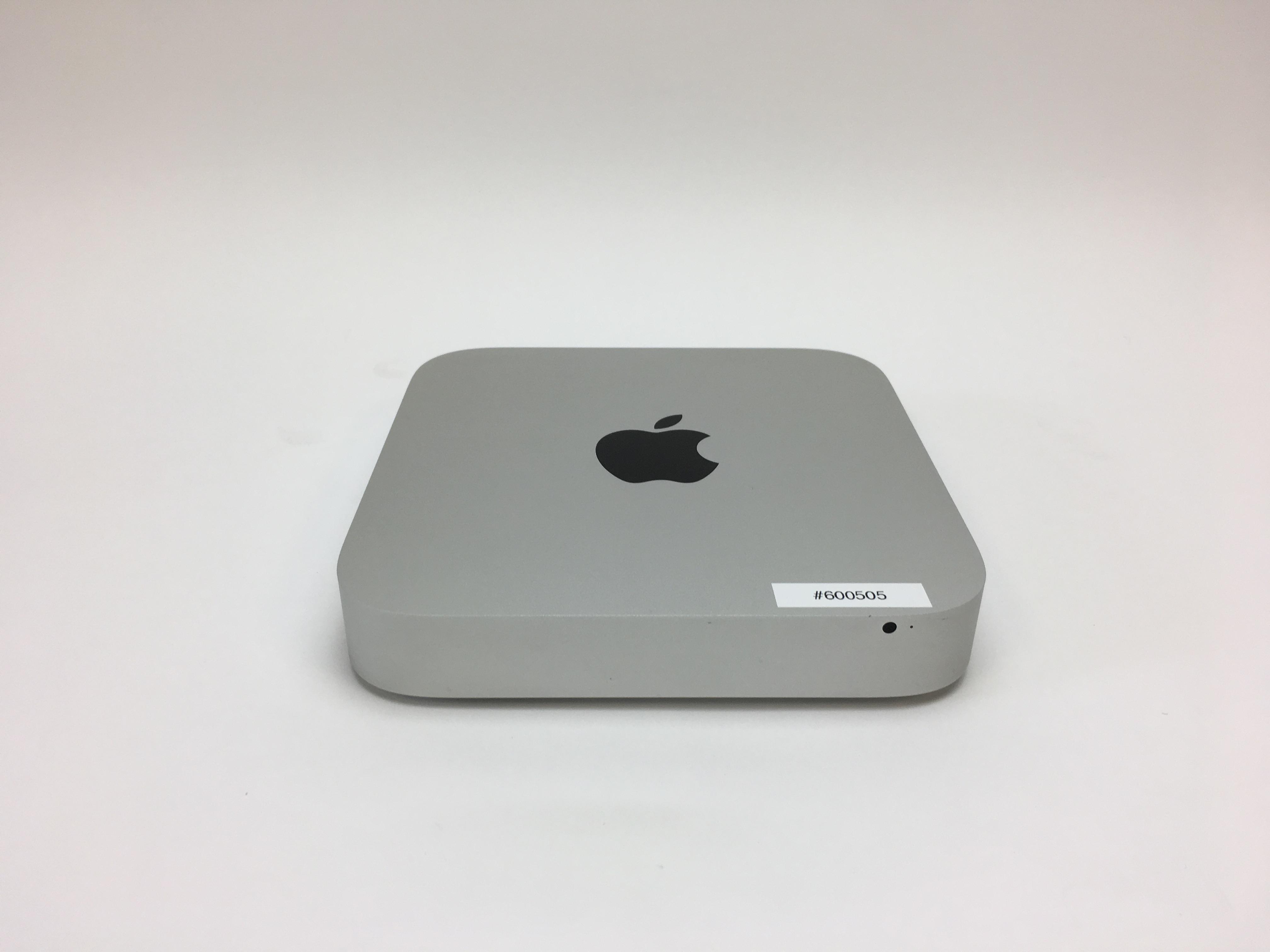 Mac mini, 1.4 GHz Intel Core i5, 4 GB 1600 MHz DDR3, 500 GB SATA Disk, Product age: 38 months, image 1