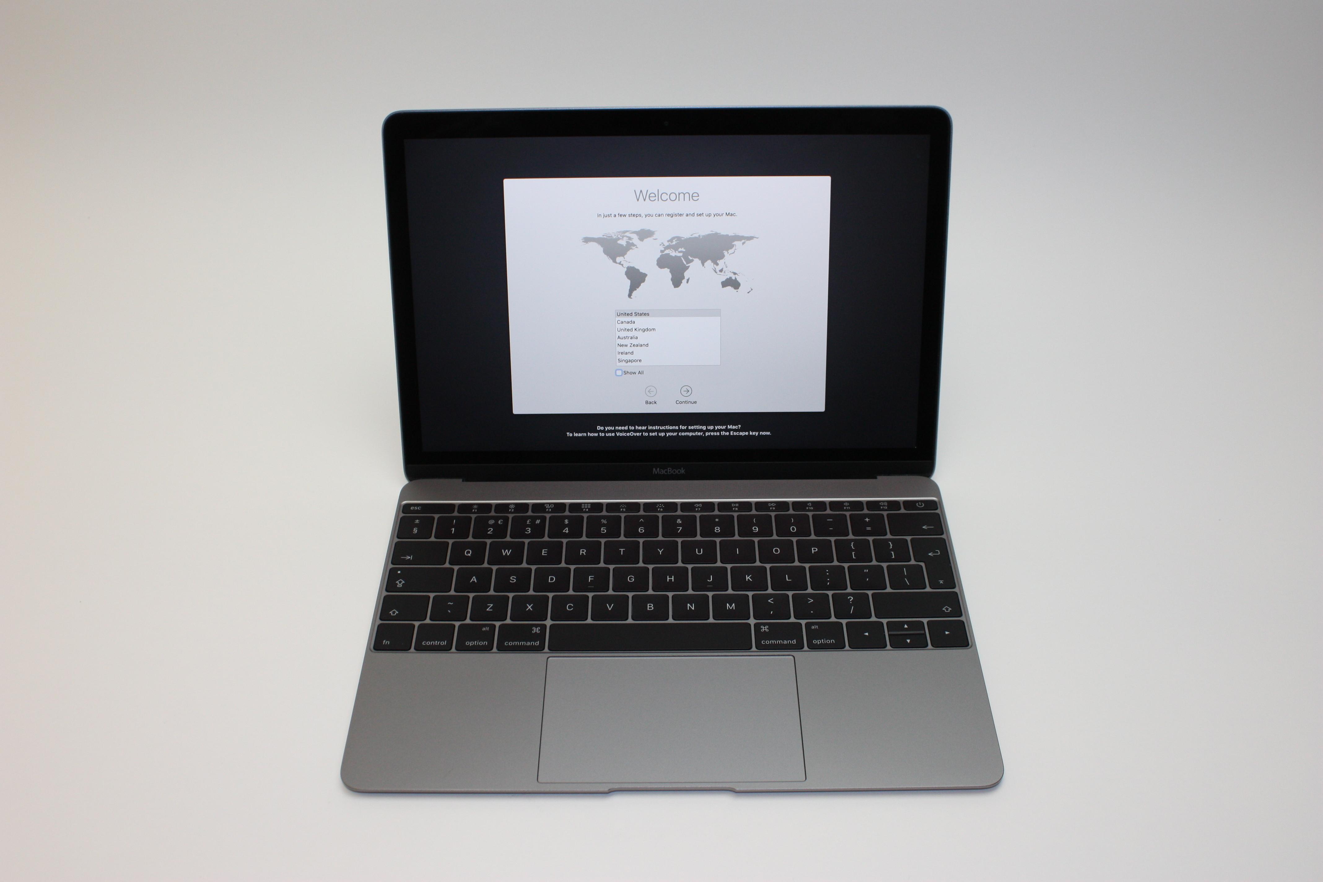 MacBook 12-inch Retina, 1.3 GHz Intel Core M, 8 GB 1600 MHz DDR3, 500 GB Flash Storage, Product age: 29 months, image 1