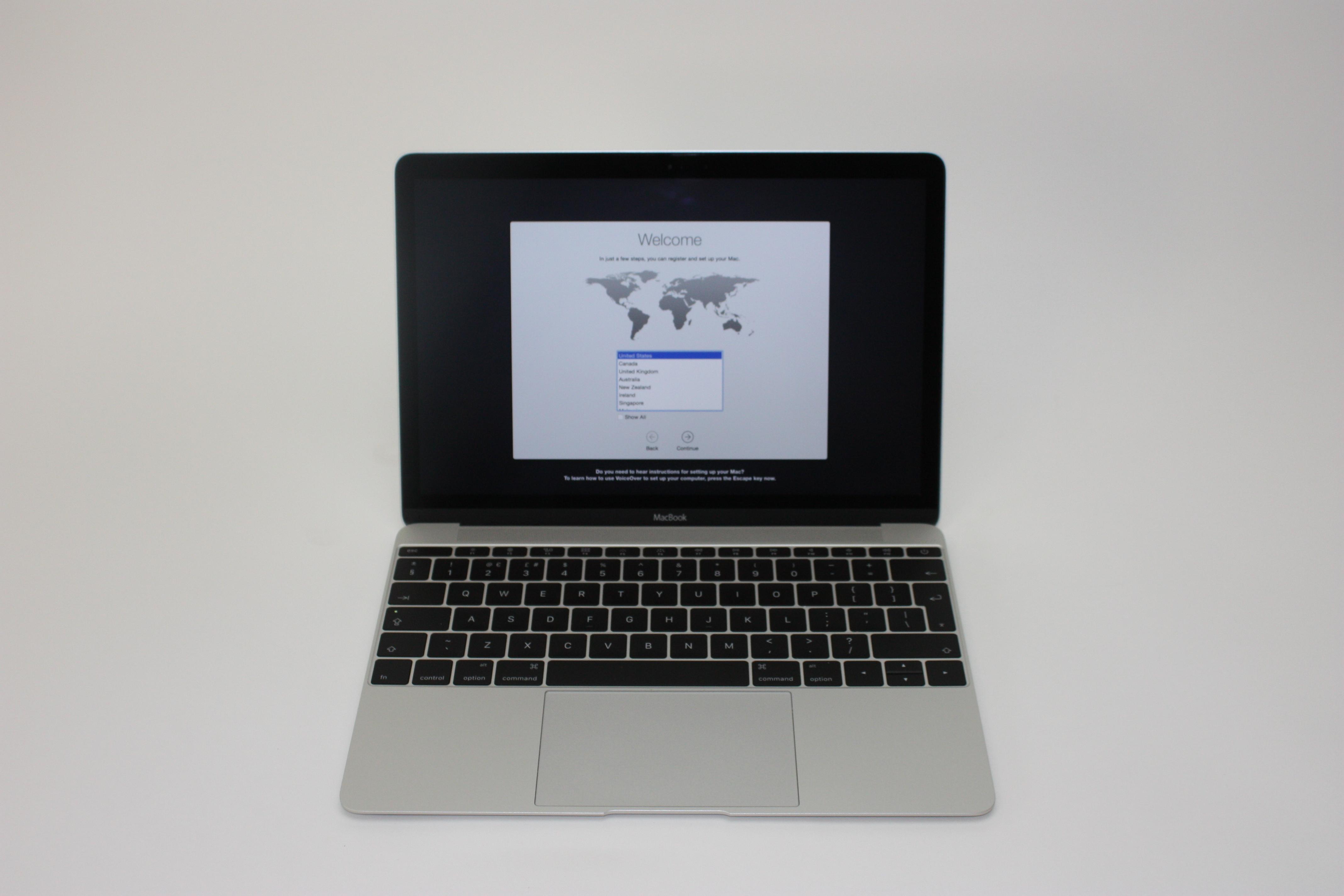 MacBook 12-inch Retina, 1.2 GHz Intel Core M, 8 GB 1600 MHz DDR3, 500 GB Flash Storage, image 1
