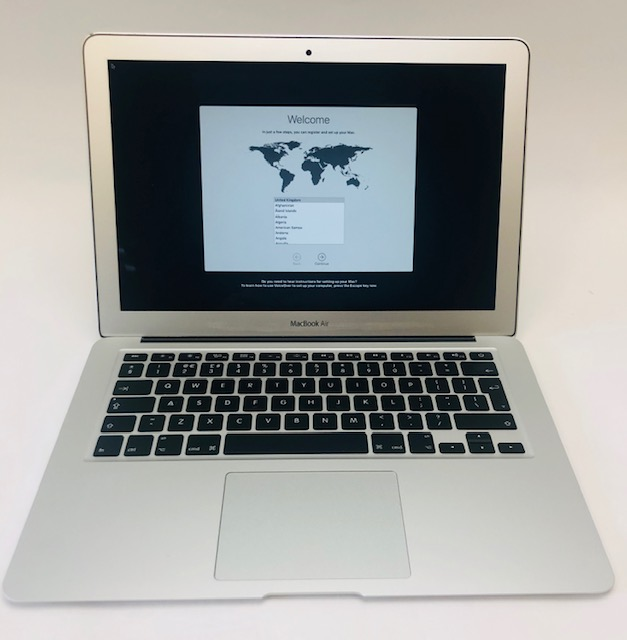 "MacBook Air 13"" Mid 2013 (Intel Core i7 1.7 GHz 8 GB RAM 128 GB SSD), Intel Core i7 1.7 GHz, 8 GB RAM, 128 GB SSD, image 1"