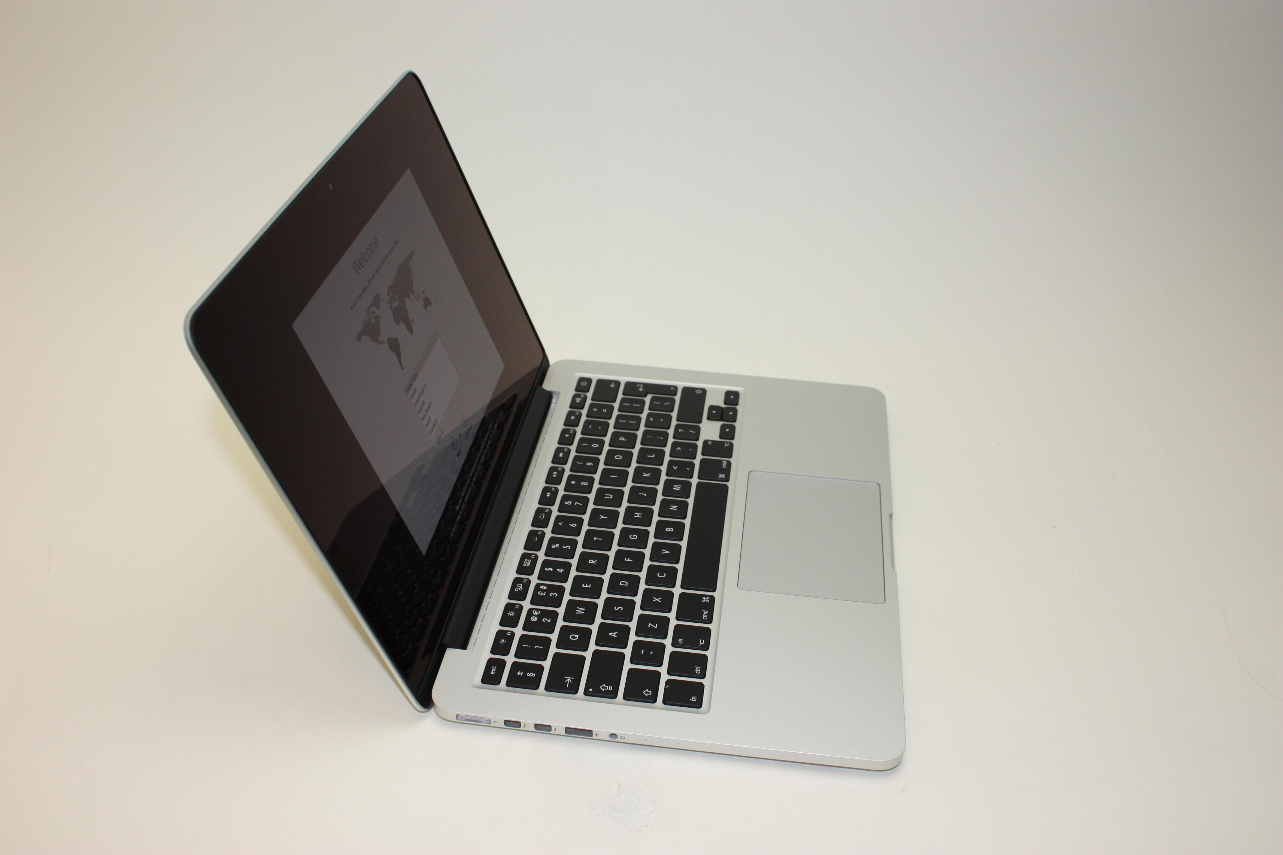 MacBook Pro 13-inch Retina, 2.7 GHz Core i5 (I5-5257U), 8 GB 1867 MHz DDR3, 128 GB Flash Storage, image 3