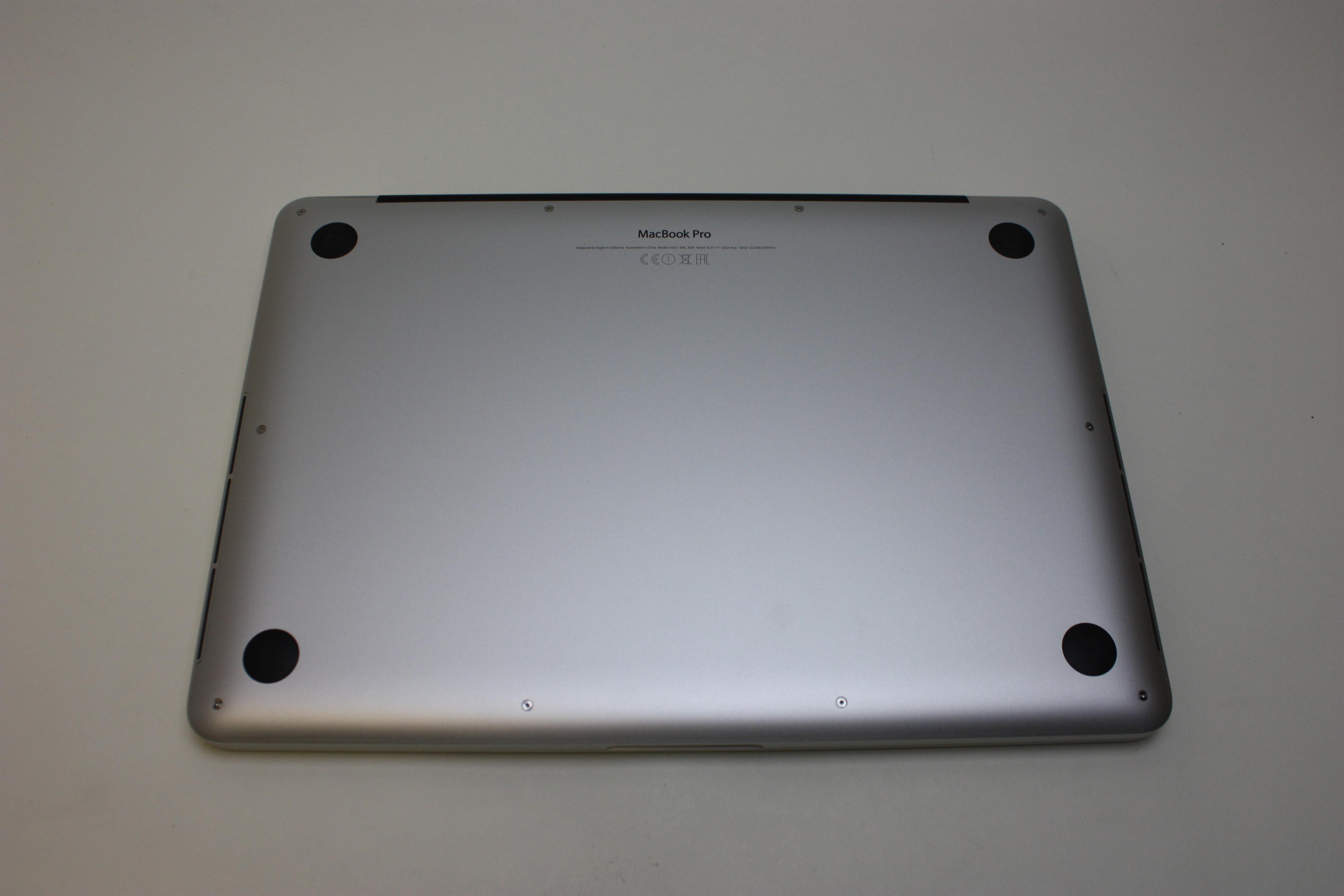 MacBook Pro 13-inch Retina, 2.7 GHz Core i5 (I5-5257U), 8 GB 1867 MHz DDR3, 128 GB Flash Storage, image 8