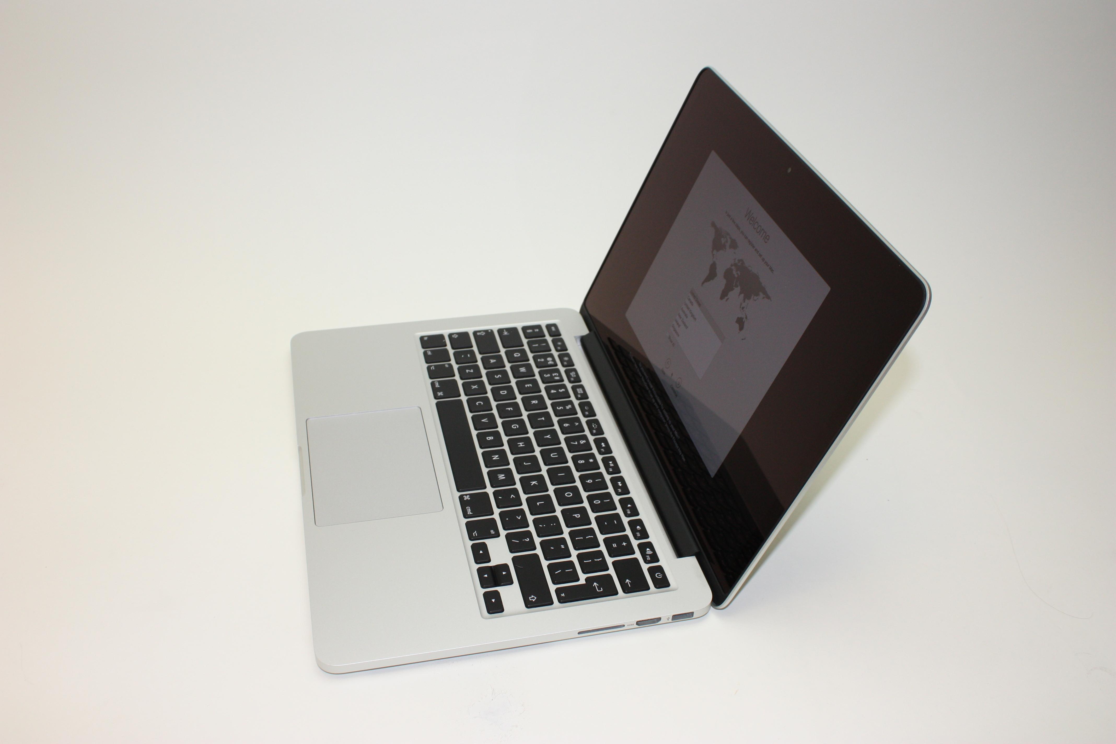 MacBook Pro 13-inch Retina, 2.7 GHz Core i5 (I5-5257U), 8 GB 1867 MHz DDR3, 128 GB Flash Storage, image 2
