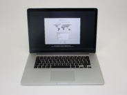 MacBook Pro 15-inch Retina, 2.2 GHz Intel Core i7, 16 GB 1600 MHz DDR3, 256 GB Flash Storage, Product age: 49 months, image 2