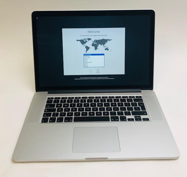MacBook Pro (Retina 15-inch Mid 2014), 2.2 GHz Intel Core i7, 16 GB 1600 MHz DDR3, 256 GB Flash Storage, image 1
