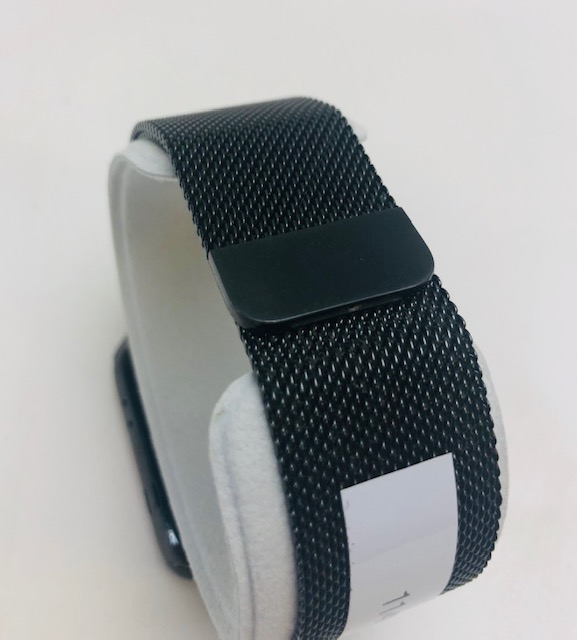 Watch Series 2 Steel (42mm), Black Stainless Steel, image 4
